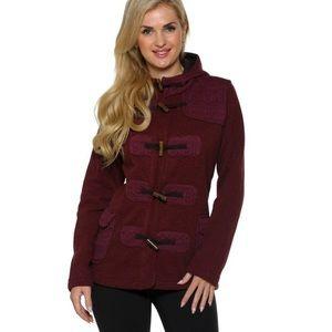 Patagonia Better Sweater Icelandic Toggle Coat